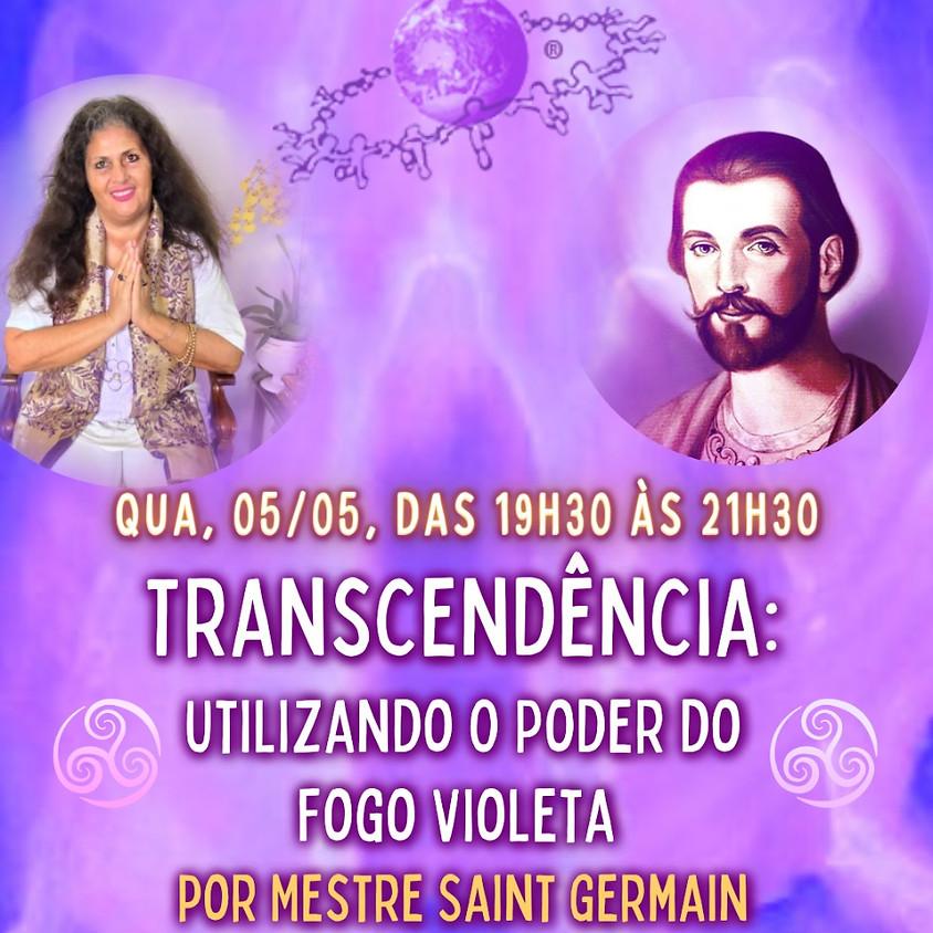 Transcendência - Utilizando o Poder do Fogo Violeta - com Carmen Balhestero