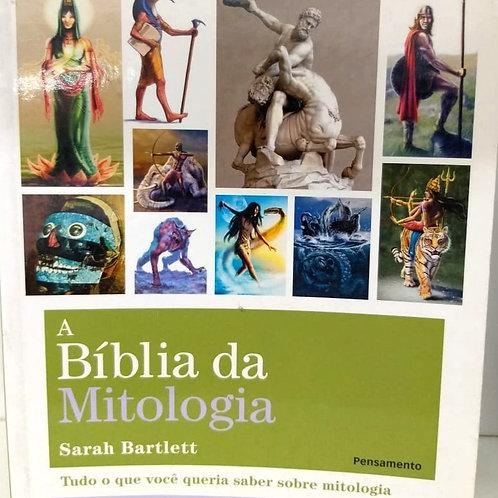 A Bíblia da Mitologia — Sarah Bartlett