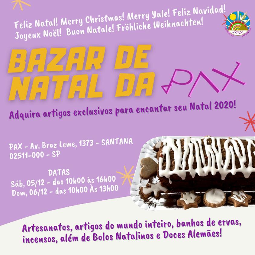 Evento: Bazar de Natal Presencial