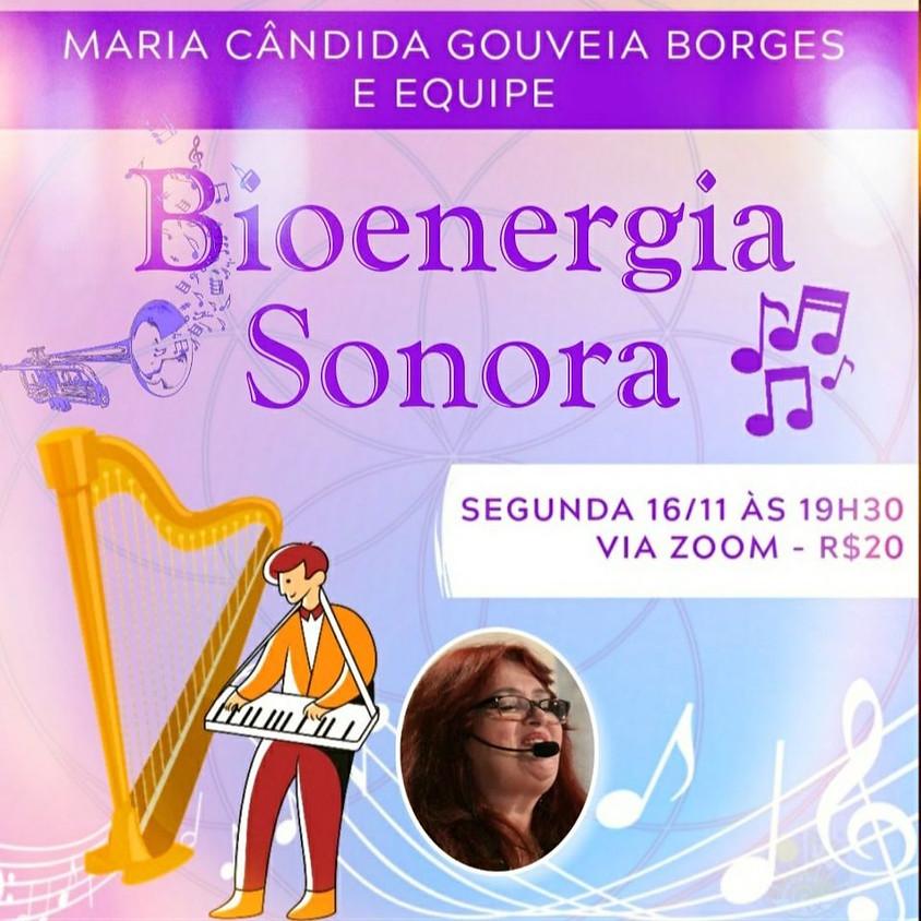 Vivência Bioenergia Sonora com Cândida Borges