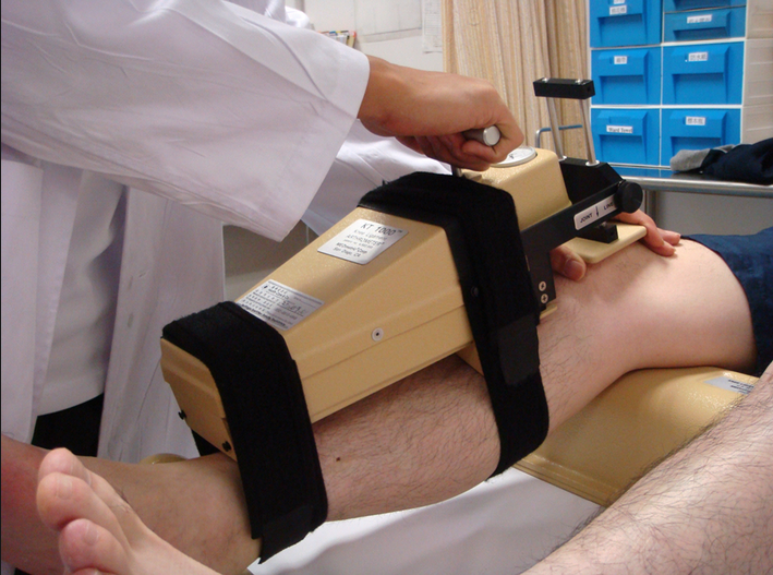 ACL laxity test