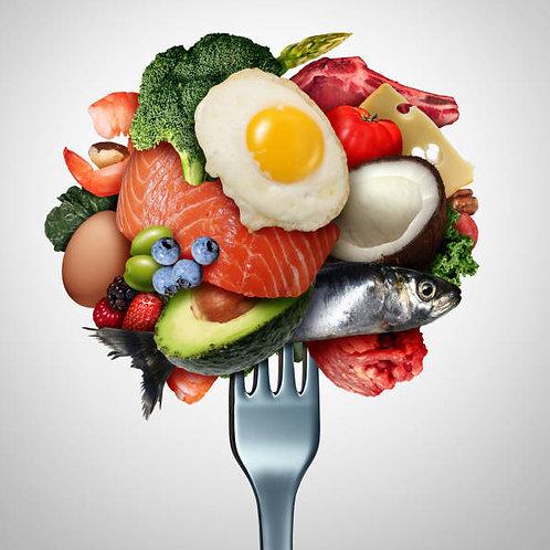 Bilan Nutritionnel + suivi 6 mois