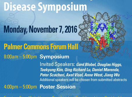 Save the date! We are organizing a symposium at the U of Michigan.
