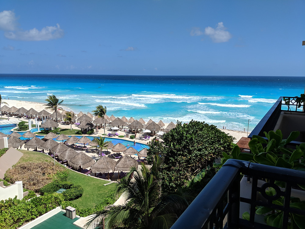 Beautiful Cancun, Mexico!