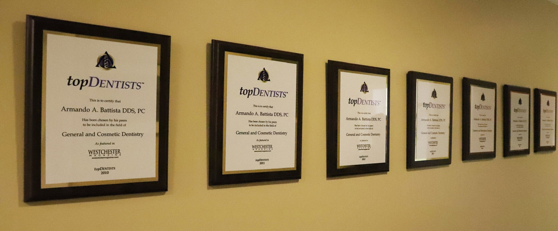 topDentist 9 Years in a Row!