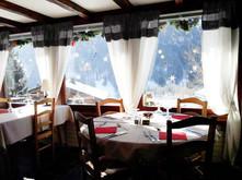 Restaurant avec vue sur Val d'Abondance