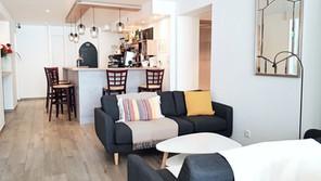 Friendly lounge bar