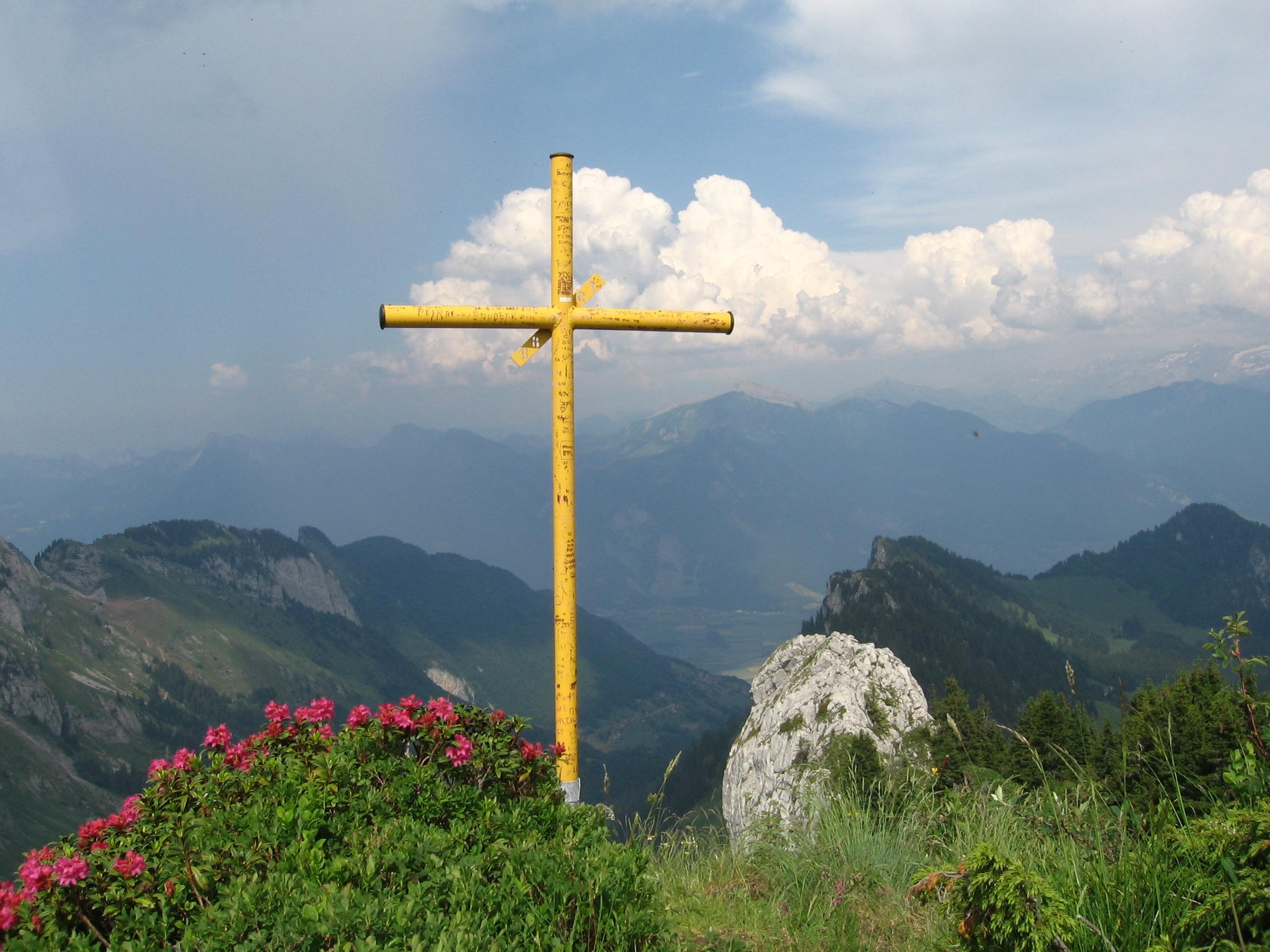 Randonnées sur les sommets