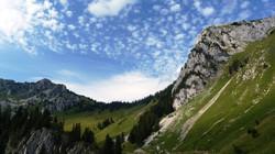 Randonnée en montagne Abondance