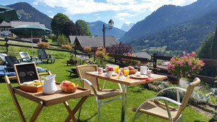 Hotel with Swimming pool in summer and winter -  Haute-Savoie