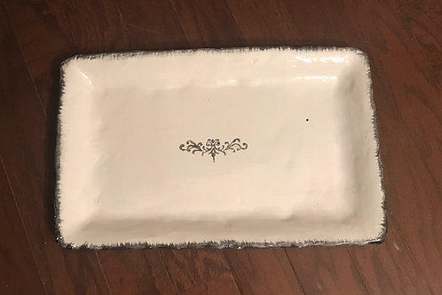 Medium Rectangle Platter