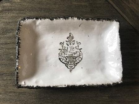 Rectangle Soap/Trinket Dish