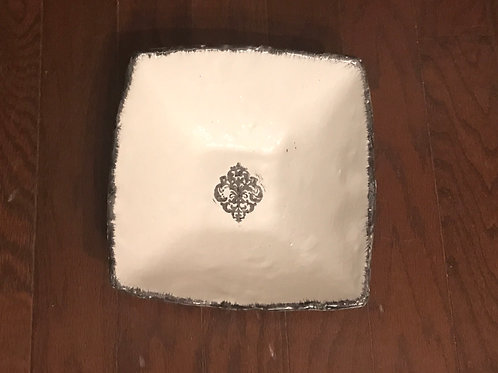 Medium square bowl