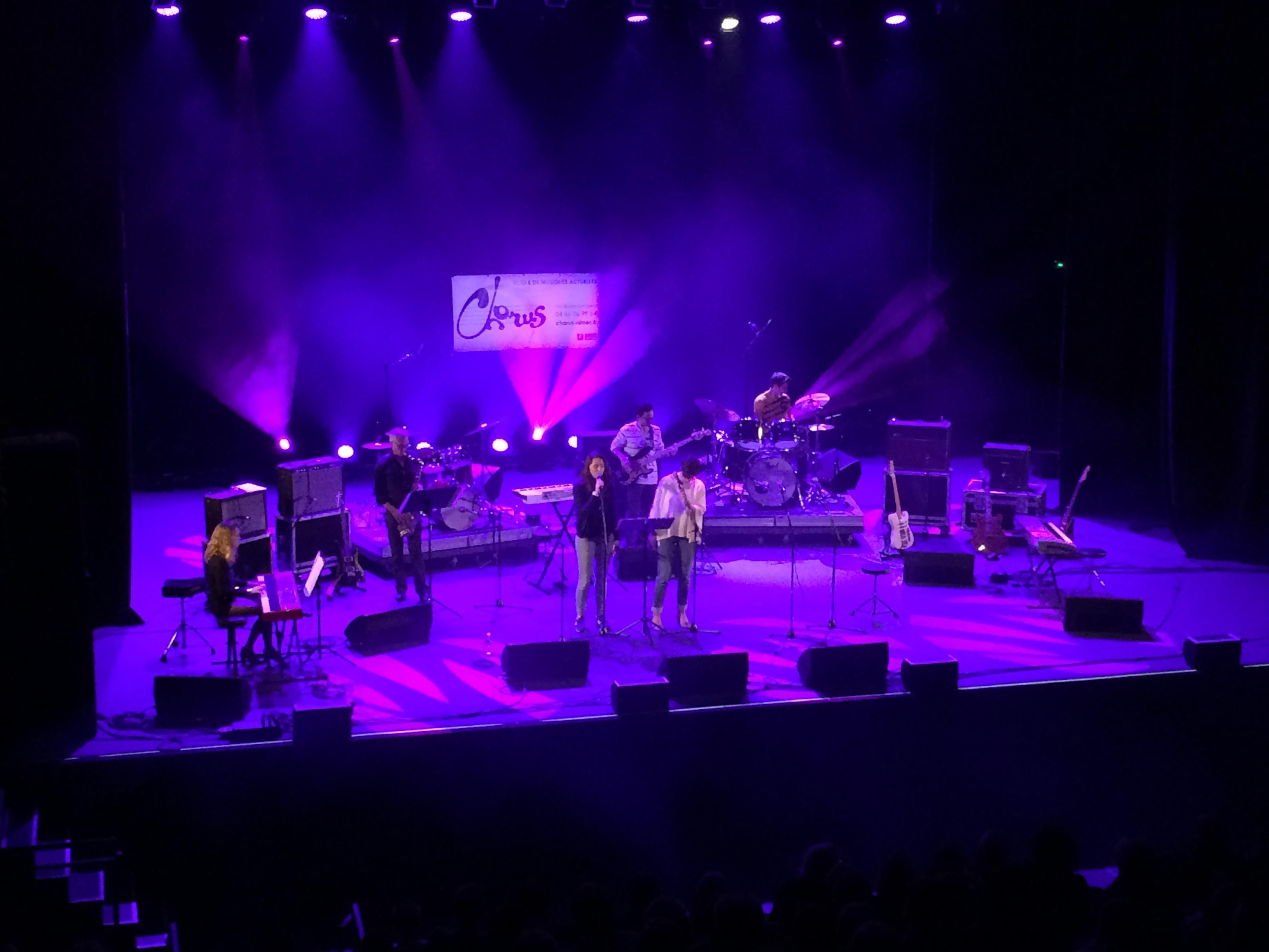 Chorus à Paloma 2015