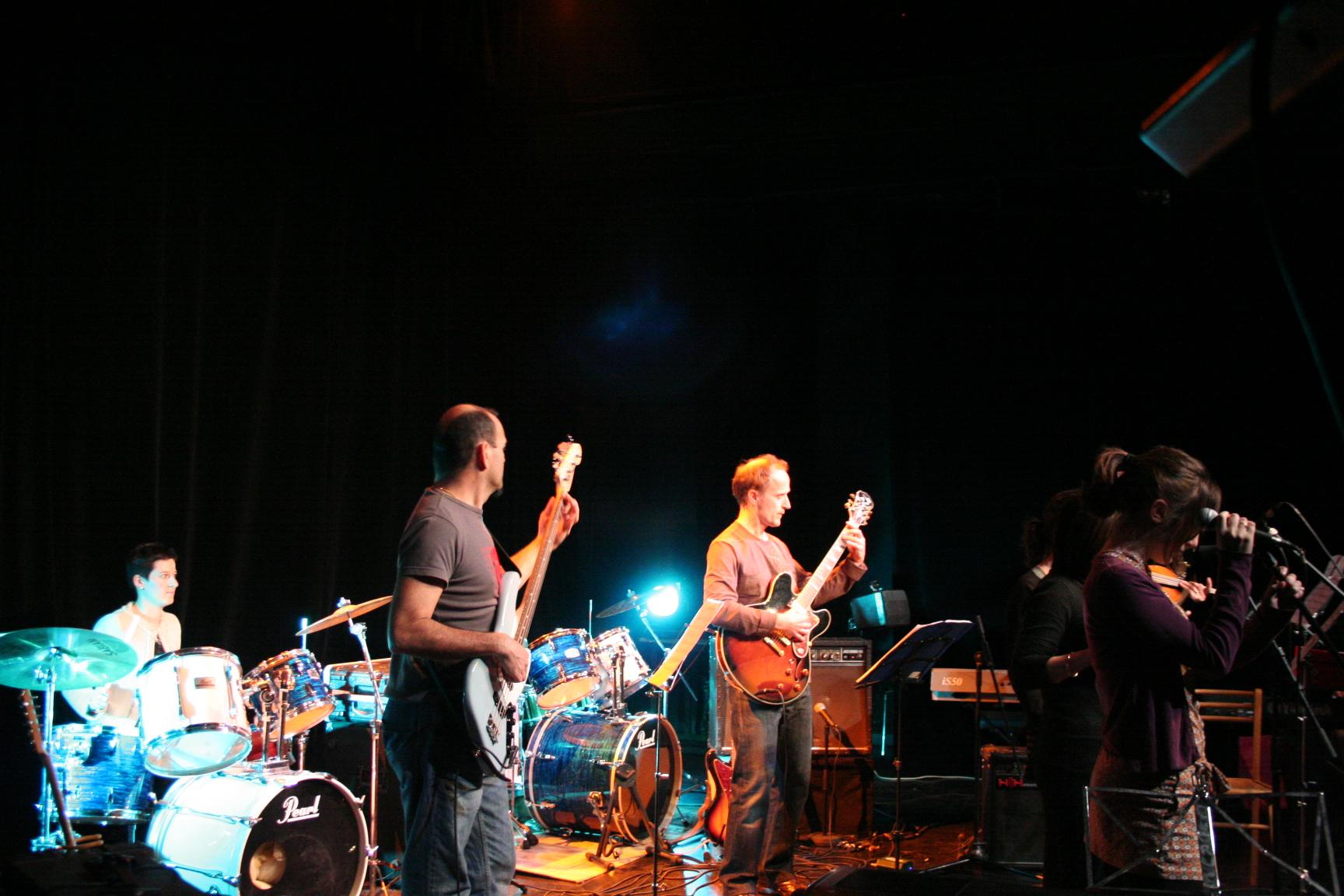 Chorus au Périscope 2007