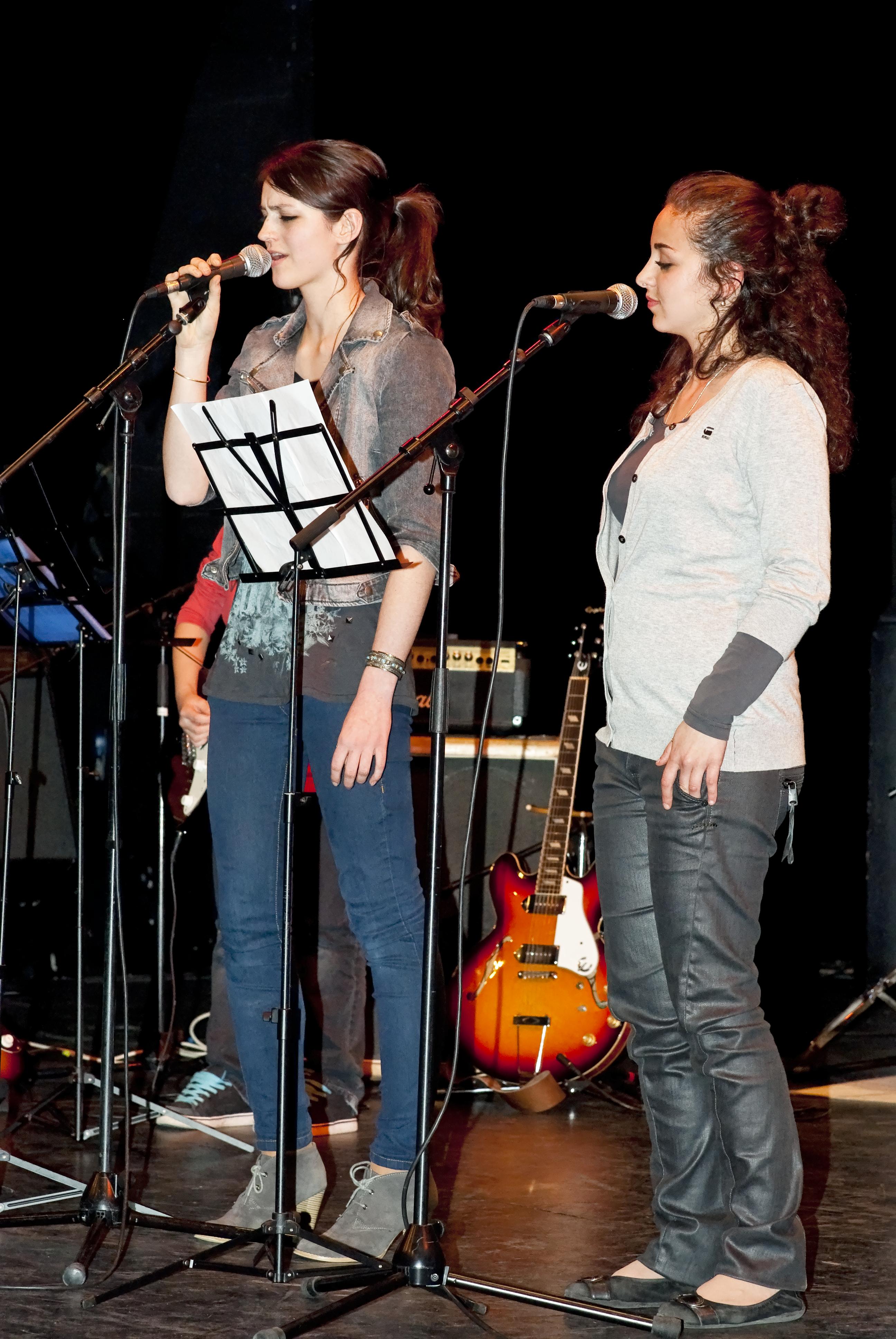 Chorus à l'Odéon 2010