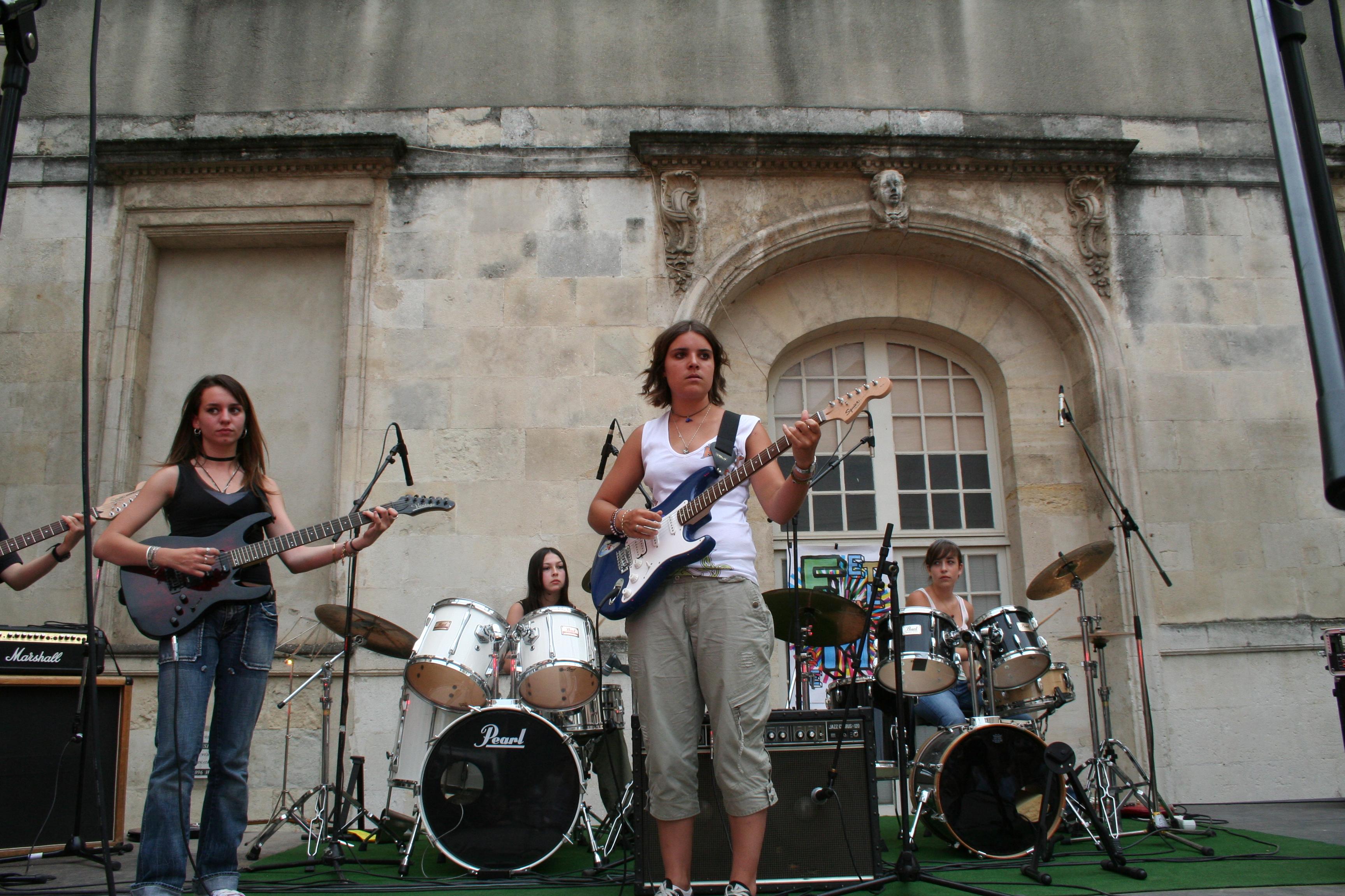 Fête de la musique 2006