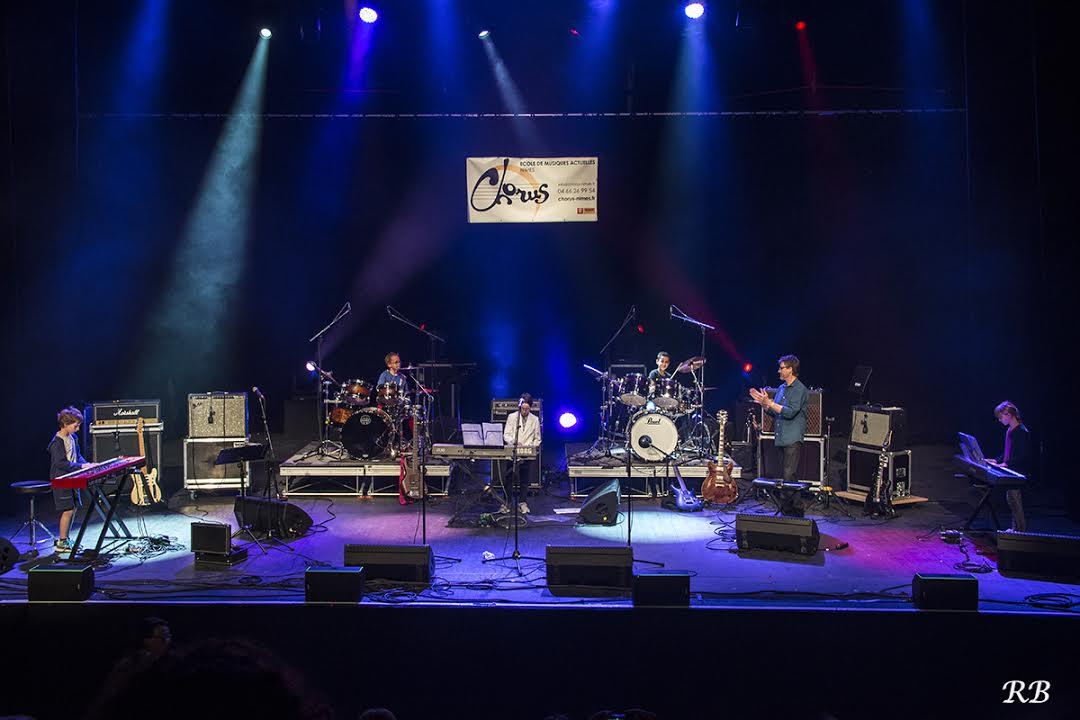 Chorus à Paloma 2017