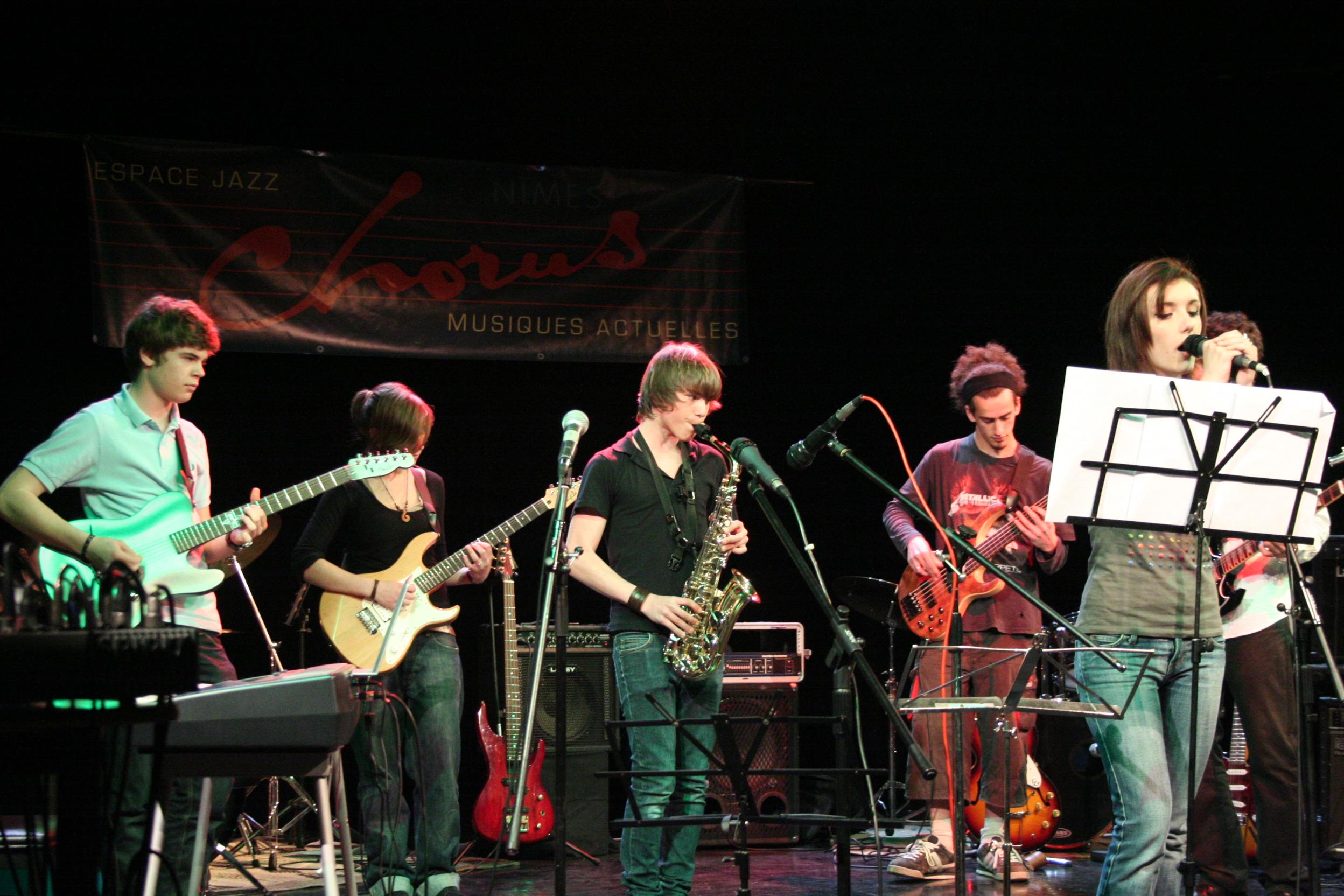 Chorus au Périscope 2008