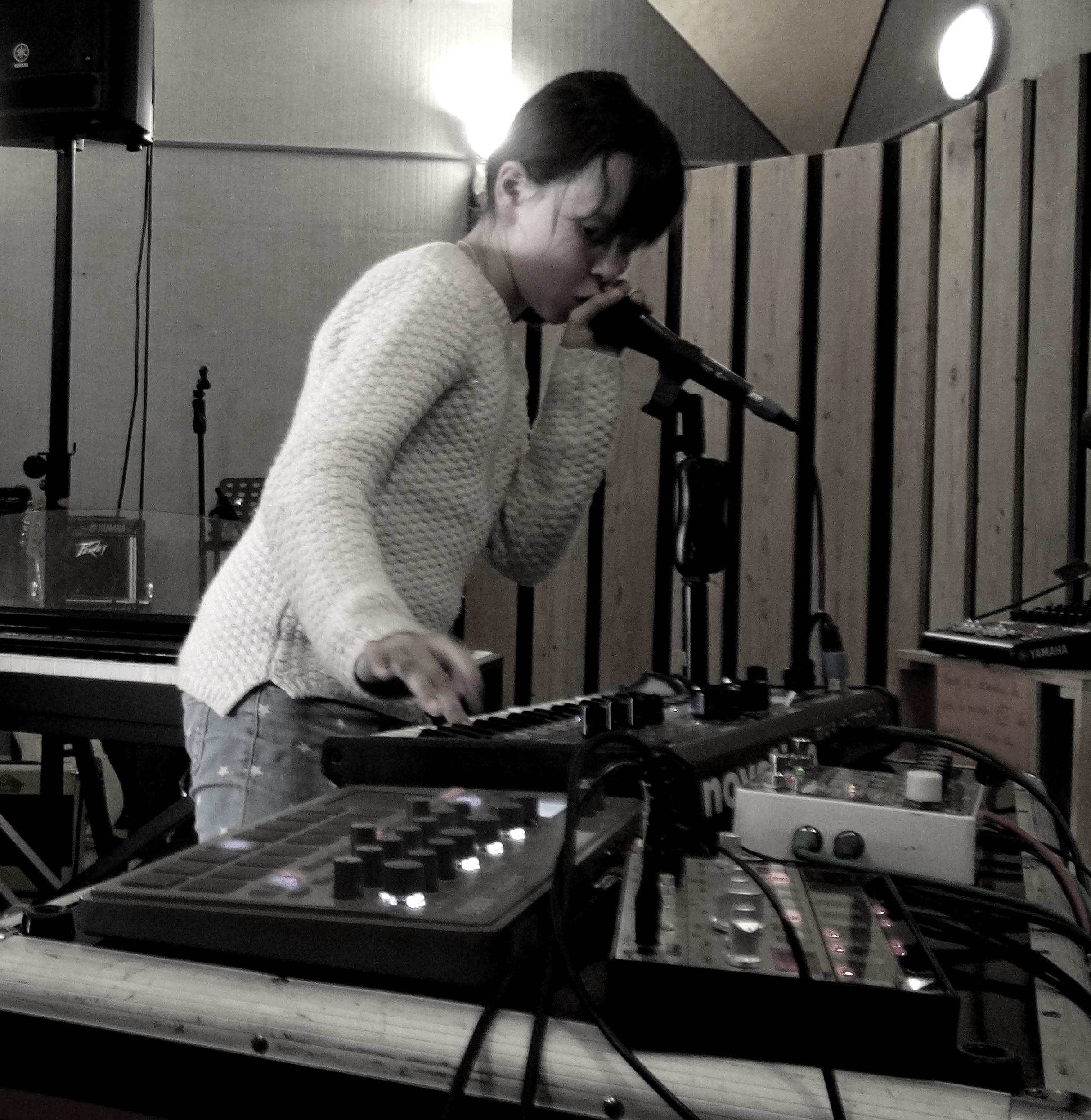 Stage Musique électro