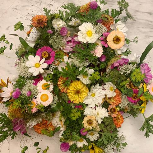Flower Farm CSA Share