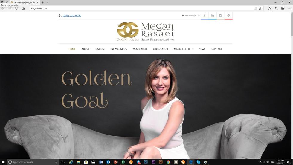 Megan Rasaei | Golden Goal