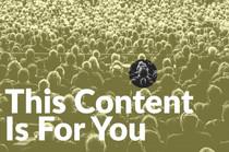 چرا باید بازاریابی محتوایی را شخصی سازی کنید؟