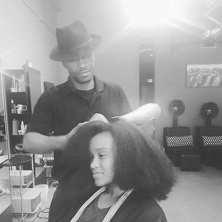 Silk Press Atlanta, Blow Out Atlanta, Relaxed Hair Atlanta, Atlanta Hair Salons, Atlanta Hair Stylist, Silk Press
