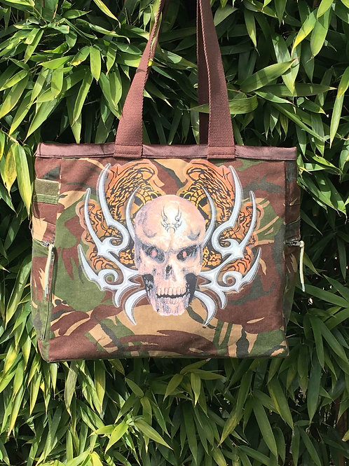 Sac Cabas Militaire Isotherme