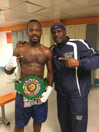 WBC FECARBOX JNR WELTERWEIGHT TITLE