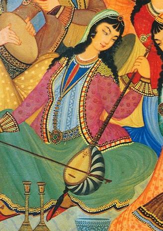 Persian Musician