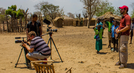Shooting in Africa