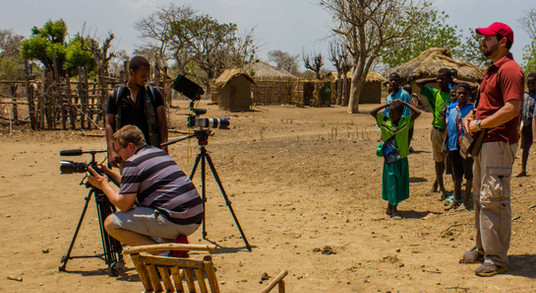 Shooting in Africa