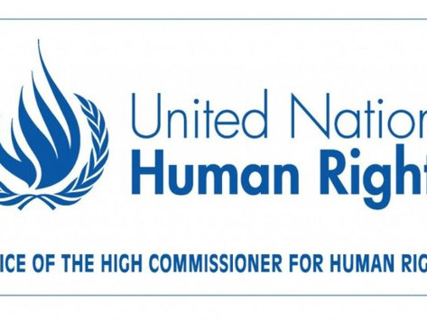 Letter To The Office of United Nations High Commissioner for Human Rights (OHCHR)