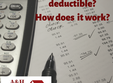What's the deductible?  How does it work?