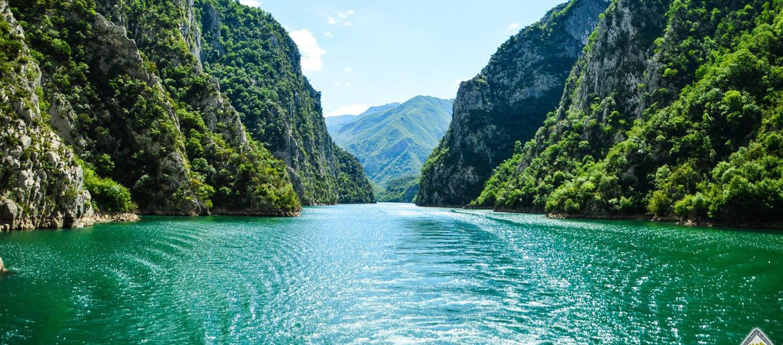 Lake of Koman