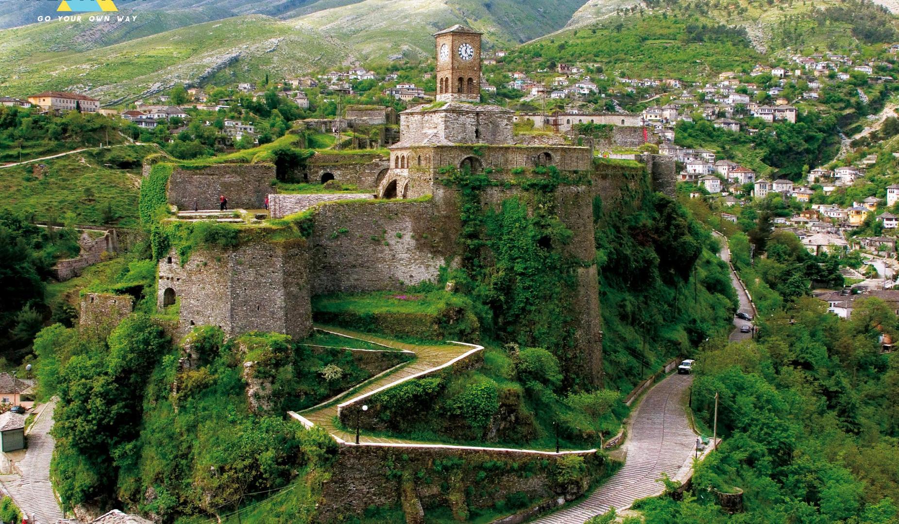 Castle of Gjirokastra