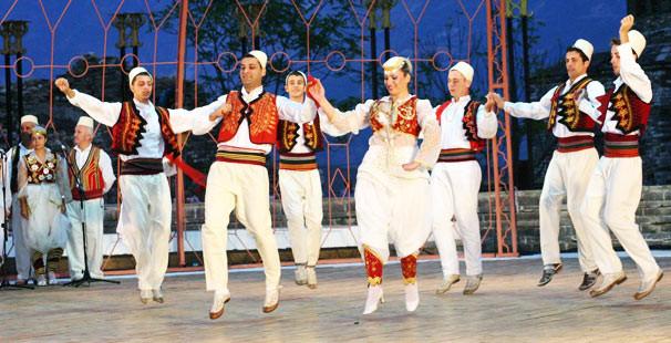 Traditional Albanian Costume