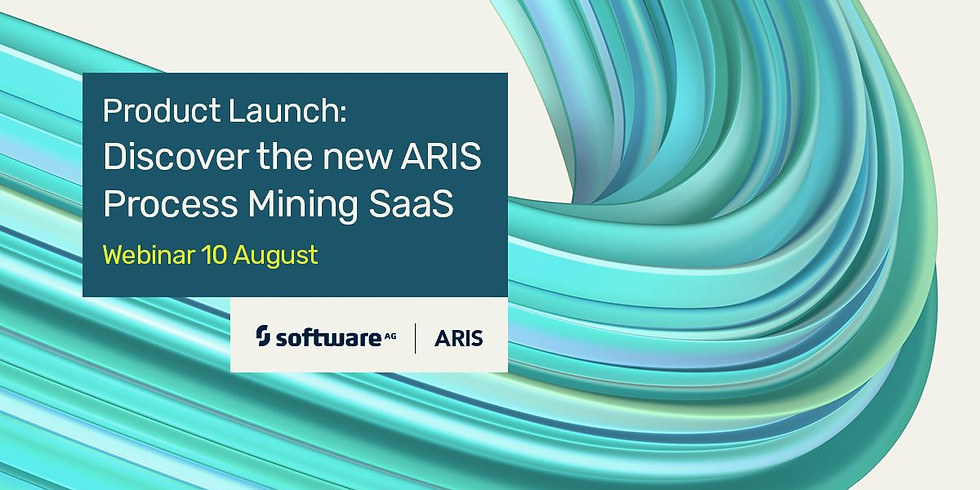Discover the new ARIS Process Mining SaaS