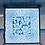 Thumbnail: Petite Sellette en fer - H : 36,5 cm