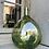 Thumbnail: Dame-Jeanne en verre - H : 34 cm