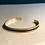 Thumbnail: Bracelet black line
