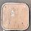 Thumbnail: Tabouret - H : 44 cm