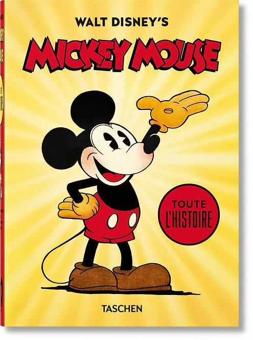 Mickey Mouse - Toute l'histoire