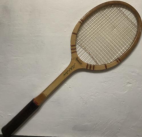 raquette de tennis 1930