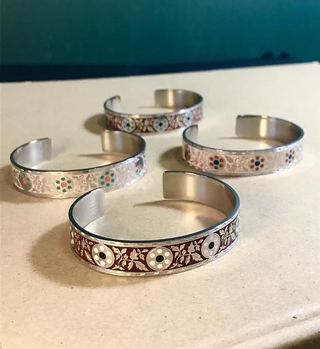 Bracelet Bohème silver