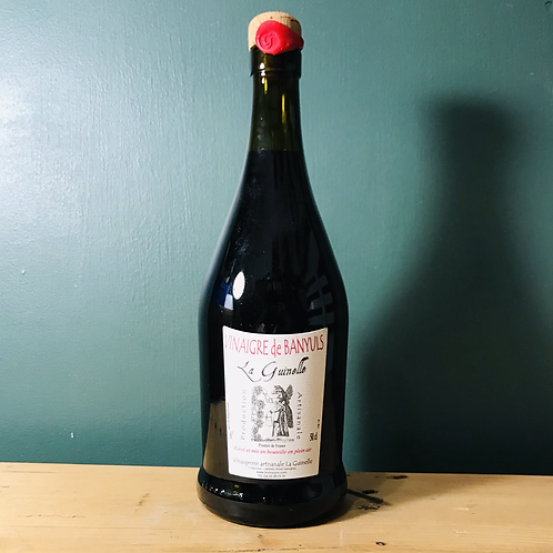 Vinaigre de banyuls rouge 50cl