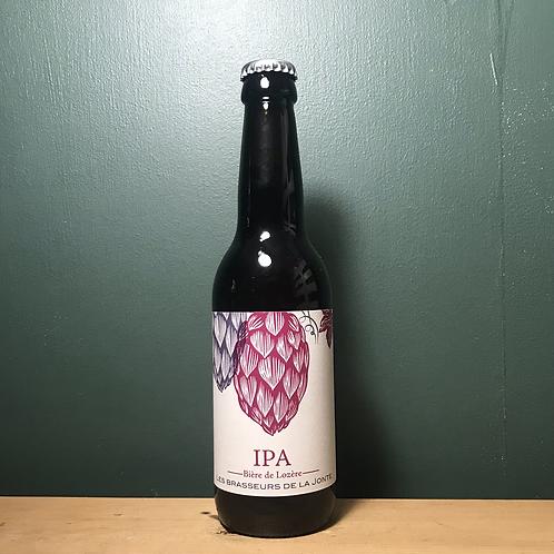 Bière IPA bio de Lozère 33cl