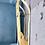 Thumbnail: Luge en bois - L : 76 cm