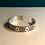 Thumbnail: Bracelet Bohème silver